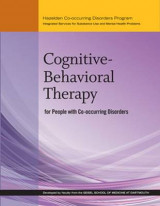 Omslag - Cognitive-Behavioral Therapy for People with Co-Occurring Disorders