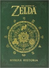 Omslag - The Legend of Zelda: Hyrule Historia