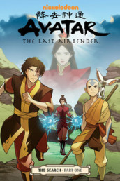 Avatar: The Last Airbender# The Search Part 1 av Gene Luen Yang (Heftet)