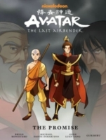 Omslag - Avatar: The Last Airbender# The Promise Library Edition