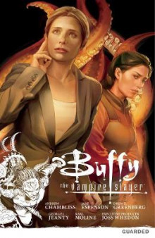 Buffy The Vampire Slayer: Season Nine Volume 3: Guarded av Andrew Chambliss (Heftet)
