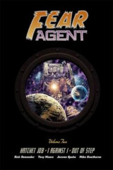 Omslag - Fear Agent Library Edition Volume 2