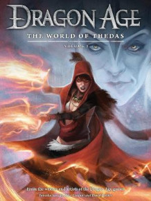 Dragon Age: The World of Thedas Volume1: World of Thedas Volume 1 av Ben Gelinas (Innbundet)