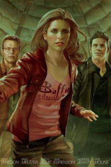 Buffy the Vampire Slayer Season 8 Library Edition Volume 4 av Joss Whedon, Brad Meltzer, Scott Allie og Jane Espenson (Innbundet)