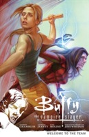 Buffy The Vampire Slayer Season 9 Volume 4: Welcome To The Team av Andrew Chambliss (Heftet)