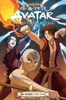 Omslag - Avatar: the Last Airbender: Search Part 3