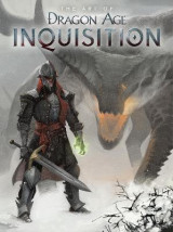 Omslag - The Art of Dragon Age: Inquisition
