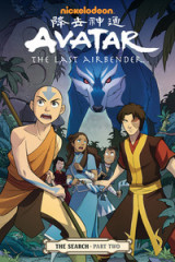Omslag - Avatar: The Last Airbender: Search Part 2