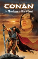 Conan: The Phantoms of the Black Coast av Victor Gischler (Heftet)