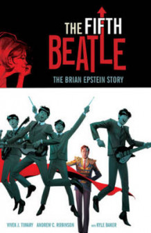 Fifth Beatle: the Brian Epstein Story Collector's Edition av Vivek Tiwary (Innbundet)