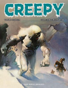 Creepy Archives: Volume 18 av Joe Brancatelli, Bill DuBay, Bruce Jones, Roger McKenzie og Steve Englehart (Innbundet)