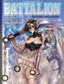 Intron Depot 5: Battalion av Masamune Shirow (Heftet)