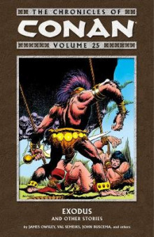 The Chronicles of Conan Volume 25: Exodus and Other Stories av Jim Owsley (Heftet)