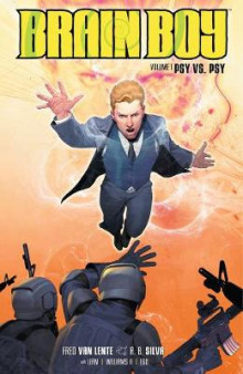 Brain Boy Volume 1: Psy vs. Psy av Fred Van Lente (Heftet)