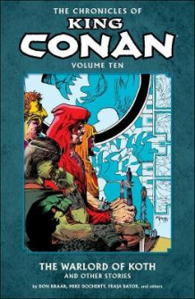 Chronicles of King Conan, the Volume 10 av Various (Heftet)