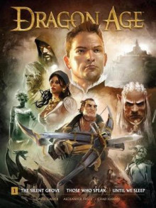 Dragon Age Vol.1 av David Gaider (Innbundet)