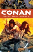 Conan Volume 15: The Nightmare Of The Shallows (Heftet)
