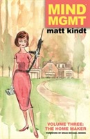Mind Mgmt Vol.3 av Matt Kindt (Innbundet)