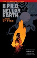 B.p.r.d. Hell On Earth Volume 8: Lake Of Fire av Mike Mignola (Heftet)