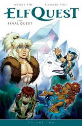 Omslag - Elfquest: the Final Quest Volume 2: 2