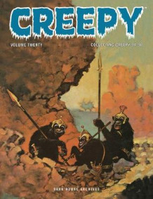 Creepy Archives Vol. 20 av Bruce Jones (Innbundet)