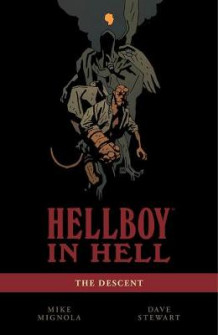 Hellboy in Hell Vol.1: The Descent (Heftet)