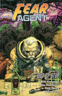 Fear Agent Volume 6: Out Of Step (2nd Ed.) av Rick Remender (Heftet)