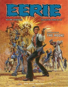 Eerie Archives: Volume 17 av Jim Starlin og Frank Frazetta (Innbundet)