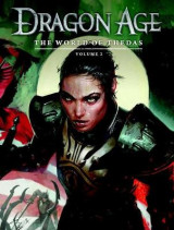 Omslag - Dragon Age: the World of Thedas Volume 2