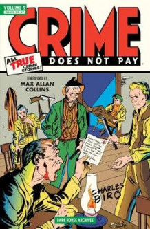 Crime Does Not Pay Archives Volume 9 av Various (Innbundet)