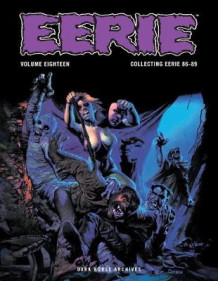 Eerie Archives: Volume 18 av Various (Innbundet)
