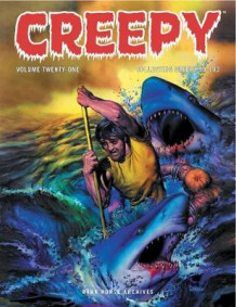 Creepy Archives: Volume 21 av Various (Innbundet)