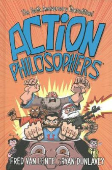 Action Philosophers av Fred Van Lente (Innbundet)