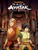 Omslag - Avatar: the Last Airbender