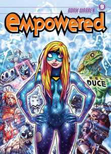 Empowered Volume 9 av Adam Warren (Heftet)