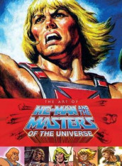 Art Of He-man And The Masters Of The Universe av Various (Innbundet)