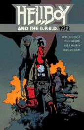 Hellboy And The B.p.r.d: 1952 av Mike Mignola (Heftet)