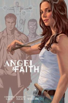 Angel And Faith: Season Nine Library Edition Volume 3 av Joss Whedon og Christos Gage (Innbundet)