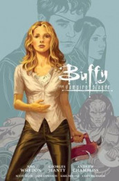 Buffy Season 9 Library Edition Volume 1 av Andrew Chambliss og Joss Whedon (Innbundet)