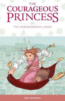 The Courageous Princess: Volume 2 av Rod Espinosa (Innbundet)