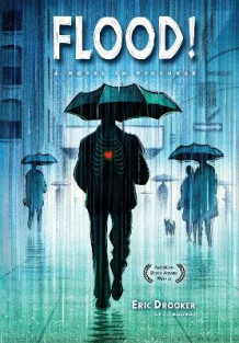 Flood!: A Novel in Pictures av Eric Drooker (Innbundet)