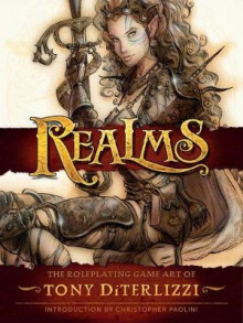 Realms: the Roleplaying Art of Tony Diterlizzi av Tony DiTerlizzi (Heftet)