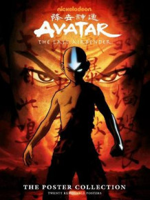 Avatar: the Last Airbender-the Poster Collection av Various (Heftet)