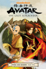 Omslag - Avatar: The Last Airbender - Smoke And Shadow Part 1