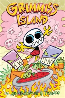 Itty Bitty Comics: Grimmiss Island av Art Baltazar (Heftet)