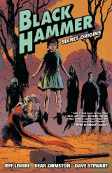 Omslag - Black Hammer Volume 1