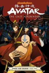 Avatar: The Last Airbender - Smoke And Shadow Part 2 av Gene Luen Yang (Heftet)
