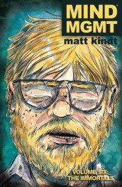 Mind Mgmt Vol. 6 av Matt Kindt (Innbundet)