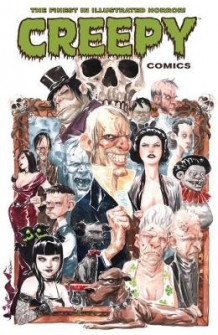 Creepy Comics: Volume 4 av Various (Heftet)