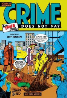 Crime Does Not Pay Archives Volume 10: Volume 10 av Various (Innbundet)